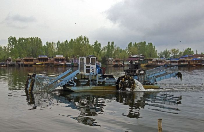 9 years and Rs 9 crore later, technology upgrade for STPs along Dal Lake