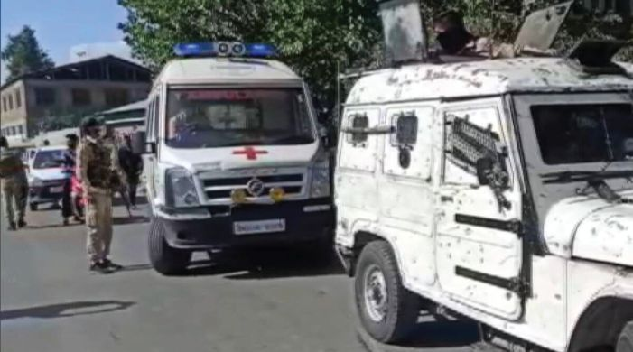 BJP's Kulgam leader, his wife shot dead at rented home in Anantnag
