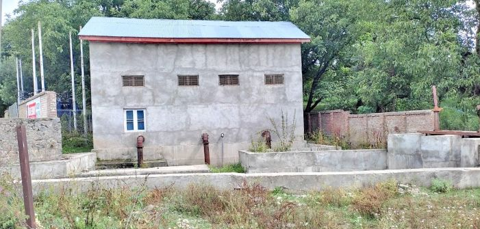 Kareva land dries up, ruining orchards, while irrigation scheme lies defunct even after completion
