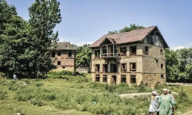 9 properties of Pandits in Kashmir restored to owners: Govt