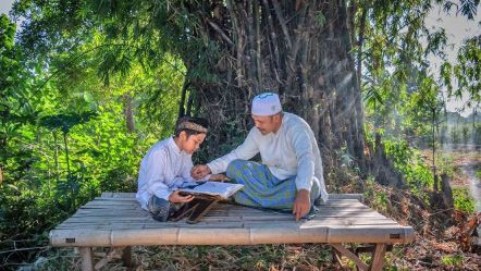Quran and Nature: Some stray reflections