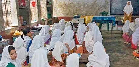 Islam insists on education of girls