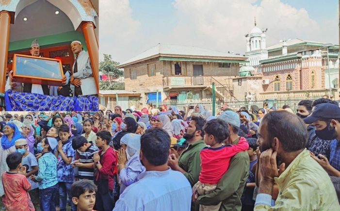 416th Urs of Shokh Bab Sahib (RA) observed in Pampore