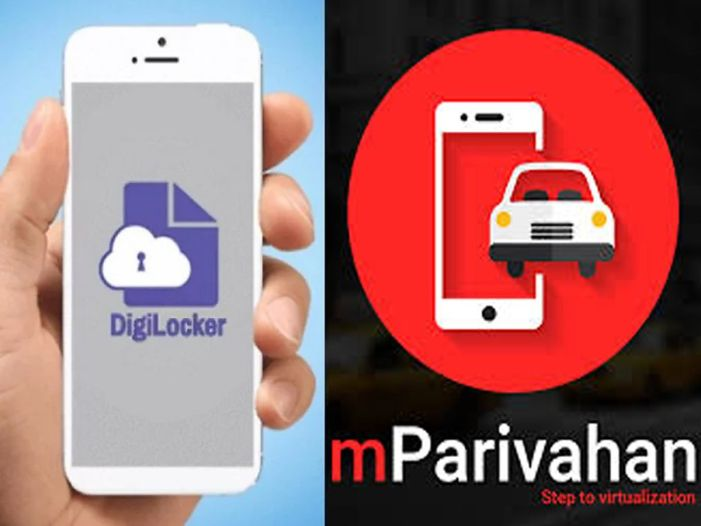Documents on DigiLocker, mParivahan to be recognized for vehicles in Kashmir