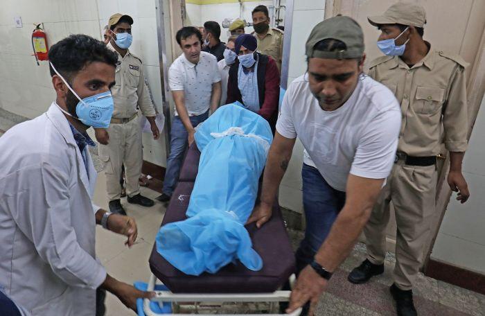Three civilians shot dead in Kashmir