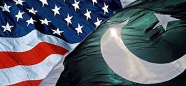 Suspended security assistance as Pak failed to act on militant safe havens: WH