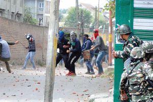 Civilian injured in Sopore clashes, referred to Srinagar