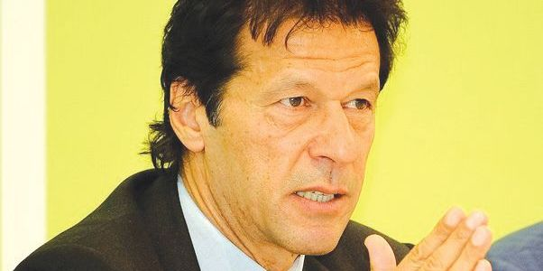 Kashmir the only issue between India and Pakistan: Imran Khan