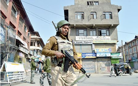Curfew imposed in Kishtwar