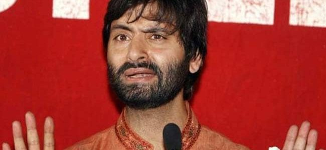 JKLF Chief Yasin Malik arrested, released