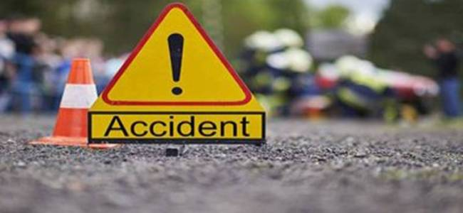 Vehicle collision in Reasi leaves 16 injured