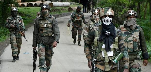 Forces launch CASO in Sopore village