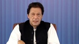 Imran wins trust vote, opposition says step down