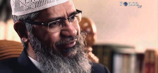 Enemies of Islam are targeting me: Zakir Naik