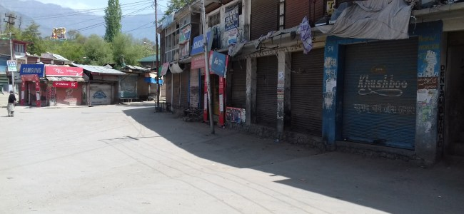 Kashmir shuts over JRL call to mark World HR day as 'black day'