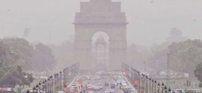 Delhi's air quality recorded in 'severe' category, rainfall may bring respite