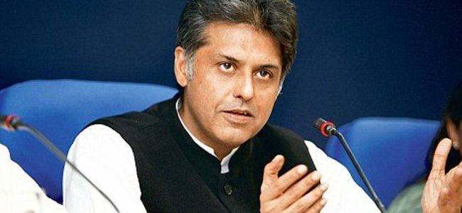 Decision to dissolve JK assembly 'unconstitutional,unethical'; murder of democracy: Manish Tewari