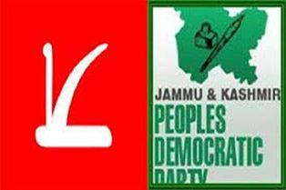 Majority community misrepresented in Guv's mini cabinet: NC, PDP