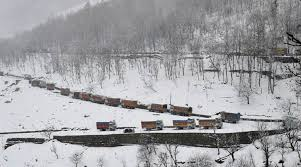 Jammu-Srinagar highway reopens after two days