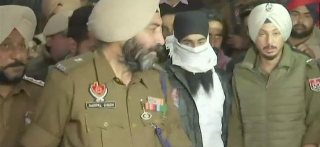 Amritsar grenade attack: Punjab police makes second arrest