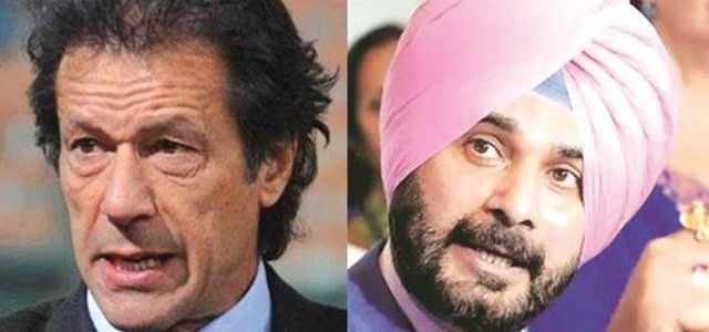 Sidhu has a huge fan following in Punjab, he can win election here: Imran Khan