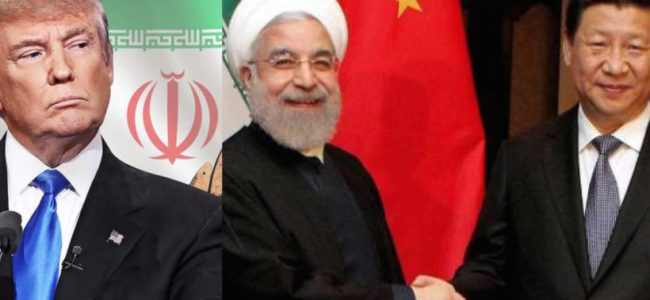 China to continue Iran trade despite new US sanctions