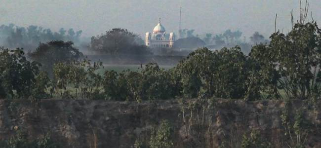 Pak welcomes India's move to send 2 ministers for Kartarpur corridor's groundbreaking ceremony