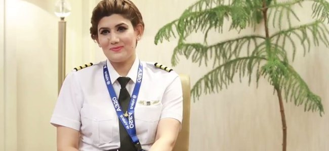 Maryam Mujtaba becomes first Kashmiri woman pilot of Pakistan International Airlines
