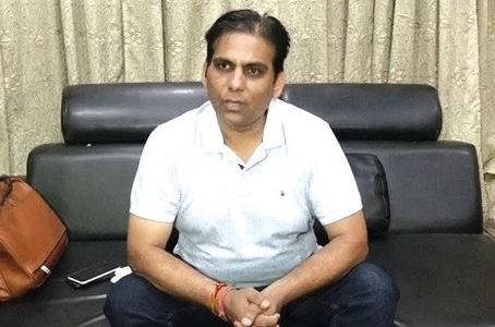 Expelled Jammu leader calls BJP 'anti-Dalit'