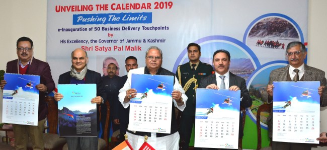 J&K Bank instrumental in economic growth of the State: Governor Malik