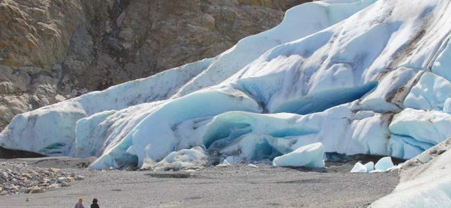 J&K glaciers melting at 'significant' rate, study finds