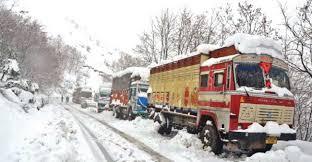 877 essential commodity laden trucks reach valley