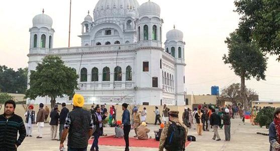 Pak grants Rs 100 crore for Kartarpur corridor project