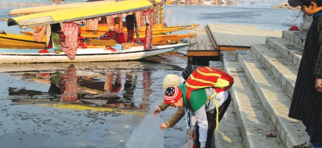 Freezing of water bodies, LAWDA issues advisory