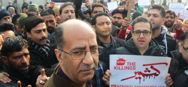 Pulwama killings: NC rallies across 24 districts of JK