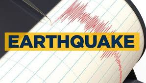 Minor earth quake jolts valley