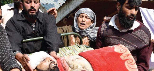 Shopian killings: Slain cops families remember their loved ones