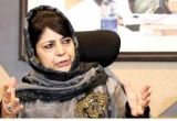 Won't remain silent, will fight GoI's 'open loot' of JK's resources: Mehbooba Mufti