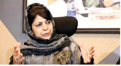 Mehbooba Mufti put under house detention, says her daughter Iltija