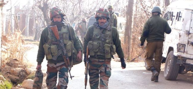 M Tech student among two militants killed in Shopian