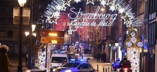 French police kill Strasbourg Christmas market gunman