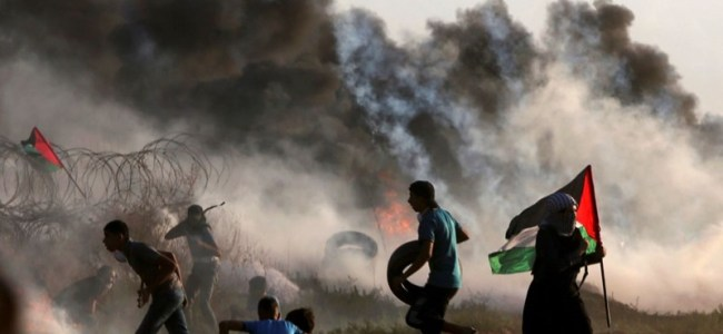 Palestinian killed during West Bank clash with Israeli forces: medic