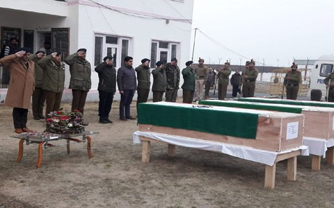 Family members of constables slain in Shopian attack share memories