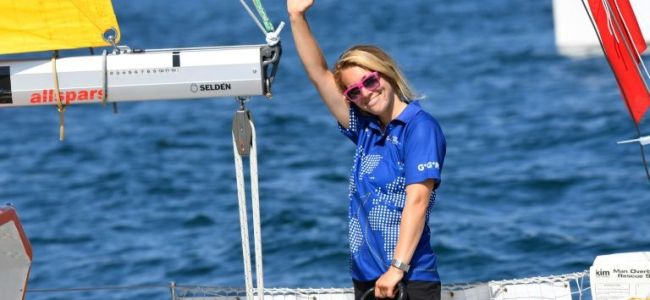 British Golden Globe sailor rescued in Pacific: Official