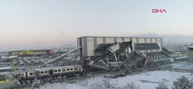 Turkey train crash leaves 7 dead, dozens injured