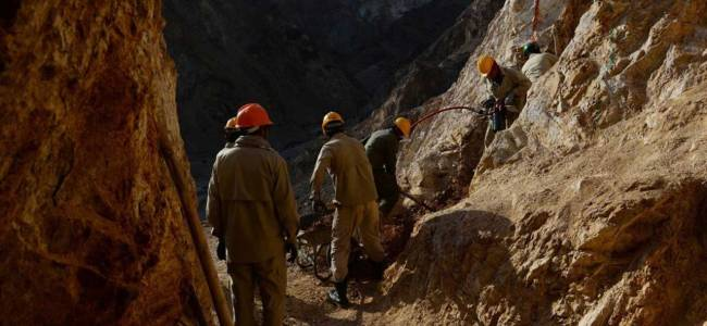 30 killed in gold mine collapse in Afghanistan: officials