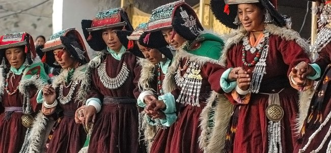 Ladakhi tribe known for liberal customs struggling to preserve cultural legacy