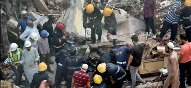 7 dead as LPG blast triggers building collapse in West Delhi