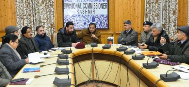 Establish 24×7 Flood control room in every district: Div Com to DCs