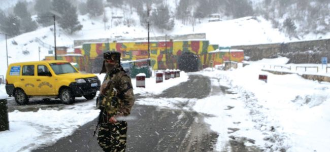 Jammu-Srinagar highway reopens for LMVs after six-day closure